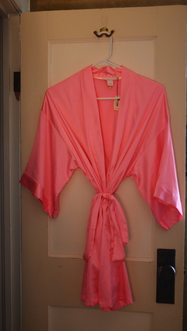Robe: Victoria's Secret (Christmas present)